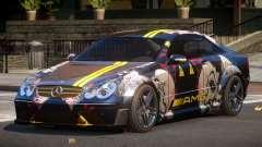 Mercedes Benz CLK63 SR PJ3 para GTA 4