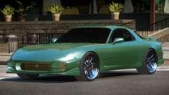 Mazda RX7 G-Style para GTA 4