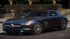 Mercedes Benz SLS GST para GTA 4