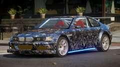 BMW M3 E46 GTR PJ6 para GTA 4