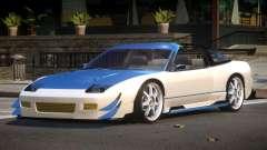 Nissan 240SX R-Tuned para GTA 4