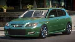 Mazda 3 HK para GTA 4