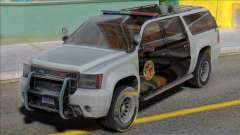 2007 Chevrolet Suburban Police