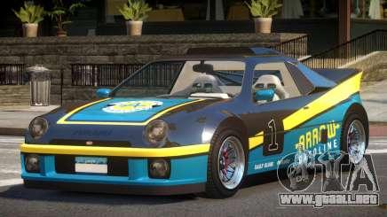 Vapid GB200 PJ8 para GTA 4