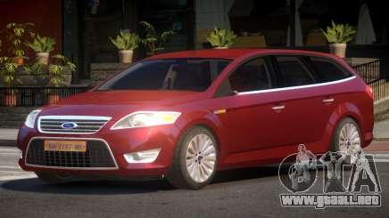 Ford Mondeo CL para GTA 4