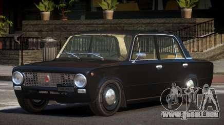 VAZ 2101 LS para GTA 4
