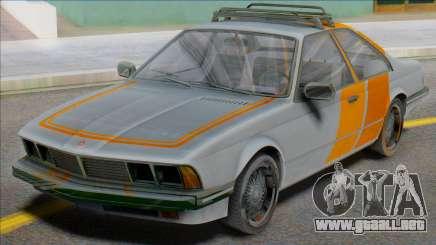 GTA V Ubermacht Zion Classic (IVF) para GTA San Andreas