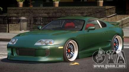Toyota Supra MS para GTA 4