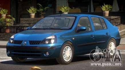 Renault Clio ST para GTA 4