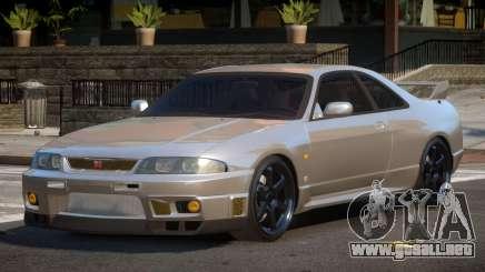 Nissan Skyline R33 LT para GTA 4