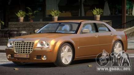 Chrysler 300C SN para GTA 4