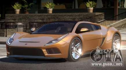 Saleen S5S Raptor GT para GTA 4
