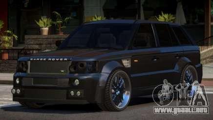 Range Rover Sport TI para GTA 4