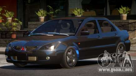 Mitsubishi Lancer V1.0 para GTA 4