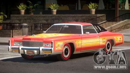 1978 Cadillac Eldorado PJ3 para GTA 4