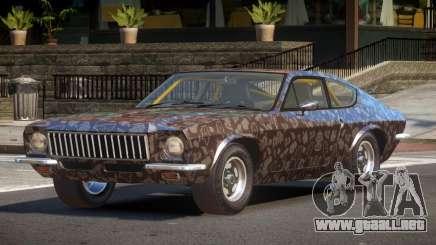 1978 Puma GTB PJ3 para GTA 4