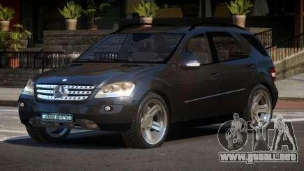 Mercedes Benz ML500 ST para GTA 4