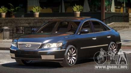 Hyundai Azera SN para GTA 4