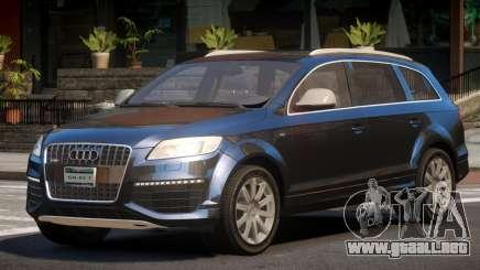 Audi Q7 V12 GST para GTA 4