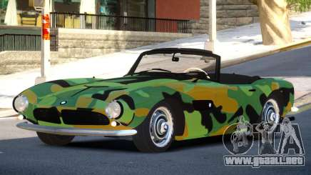 1958 BMW 507 PJ3 para GTA 4