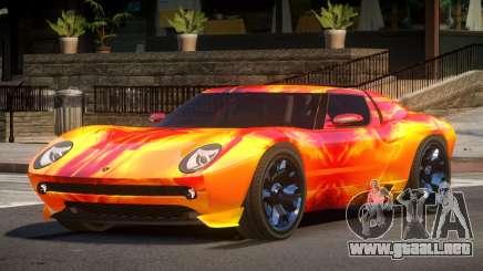 Lamborghini Miura SC PJ3 para GTA 4