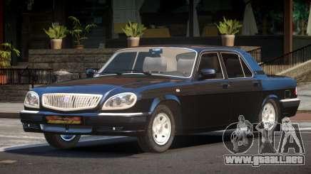GAZ 31105 LS para GTA 4