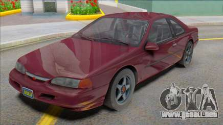 GTA V-style Cheval Cadrona v.2 (IVF) para GTA San Andreas