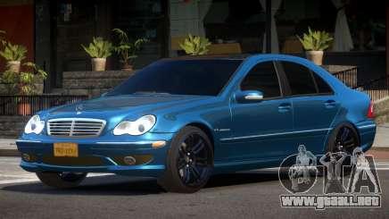 Mercedes Benz C32 V1.0 para GTA 4