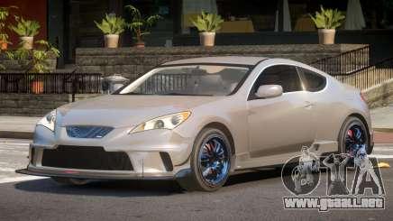 Hyundai Genesis TR para GTA 4