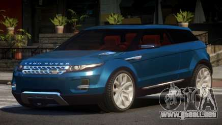 Land Rover LRX para GTA 4