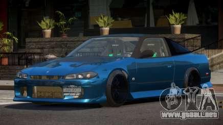 Nissan Silvia S15 GST para GTA 4