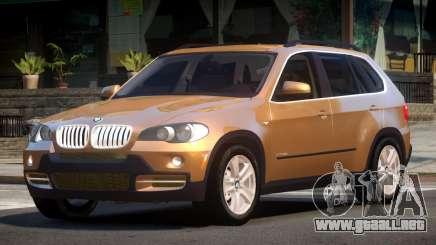 BMW X5 RT V1.1 para GTA 4