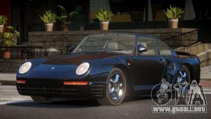 Porsche 959 L-Tuned para GTA 4