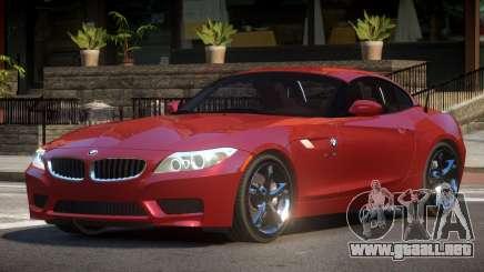 BMW Z4 SR para GTA 4