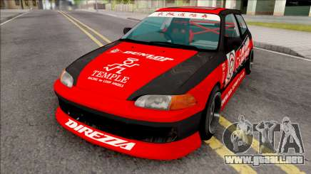 Honda Civic EG6 BN Sports para GTA San Andreas