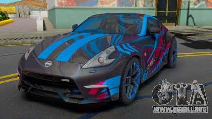 2018 Nissan 370z Nismo para GTA San Andreas