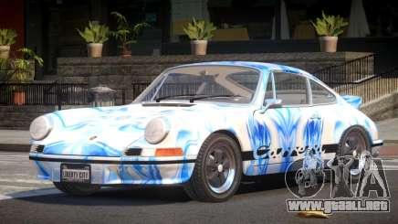 1982 Porsche Carrera RS PJ1 para GTA 4