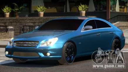 Mercedes Benz CLS B-Style para GTA 4
