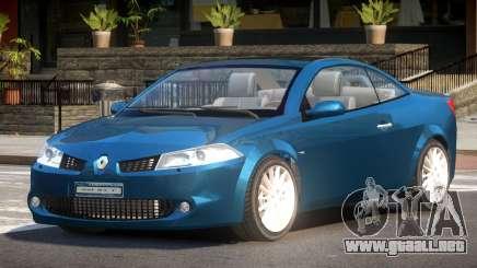 Renault Megane SR para GTA 4