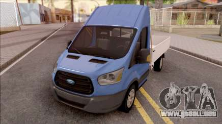 Ford Transit 330S Single Cabin para GTA San Andreas