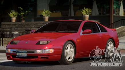 Nissan 300ZX LT para GTA 4