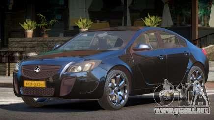 Vauxhall Insignia SN para GTA 4