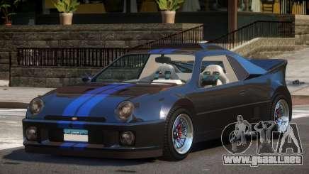Vapid GB200 PJ2 para GTA 4