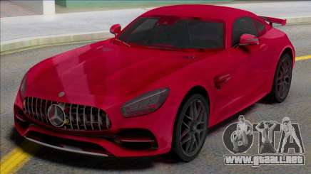 Mercedes-Benz AMG GT 2020 para GTA San Andreas