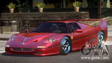 Ferrari F50 PSI para GTA 4