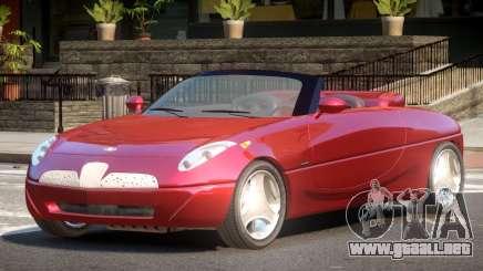 Daewoo Joyster SR para GTA 4