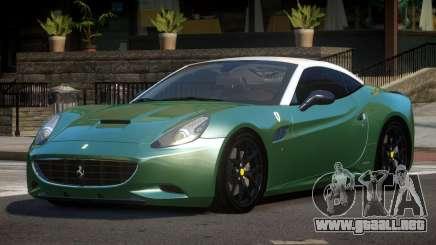 Ferrari California GST para GTA 4