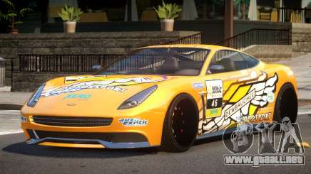 Dewbauchee Massacro Racecar para GTA 4