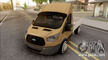 Ford Transit 330S Single Cabin Modified Version para GTA San Andreas