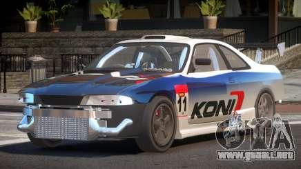 Nissan Skyline R33 RTI PJ4 para GTA 4